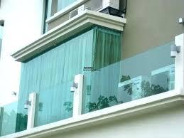 glass balcony railing glass railing cost glass railing cost balcony wrought iron glass railing for glass balcony railing