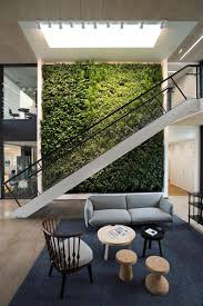 Go Green Office Furniture Living Wall In Office Go Green Furniture