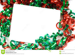 Christmas Notecard Christmas Bow Notecard Stock Photo Image Of Colorful 5217404