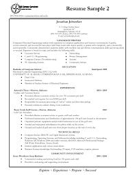 Online Resume Maker Online Resume Maker For College Students RESUME 10