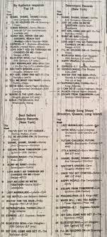 Billboard Disco Charts Chart History Tambourine Or Machine