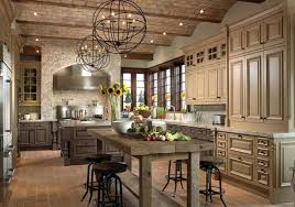 traditional kitchen island ball shaped pendant lamps with rustic kitchen island design for traditional kitchen ideas