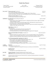 Mock Resume Examples Of Resumes Mock College 100 Sample Resume For Fresh 80