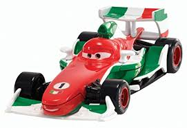 francesco bernoulli toy. Mattel DisneyPixar Cars Francesco Bernoulli Diecast Vehicle Intended Toy Amazoncom