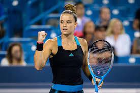 US Open: Maria Sakkari gewinnt Marathon-Match gegen Bianca Andreescu