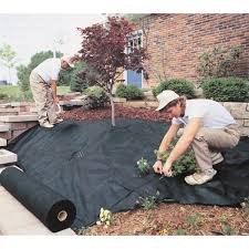 Midweight Woven Weed Barrier
