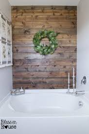 Best 25 Bathroom Wood Wall Ideas Only On Pinterest Pallet Wall