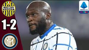 Hellas Verona vs Inter Milan 1-2 Extended Highlights & Goals 2020 - YouTube