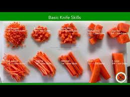 Basic Knife Skills Bruno Albouze The Real Deal Youtube