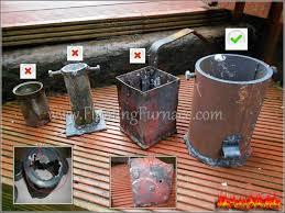 Foundry Metal Crucible  Metal Work  Pinterest  Metals Metal Backyard Metalcasting