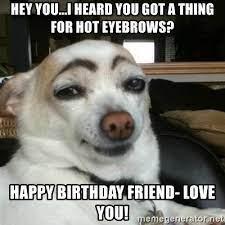 Best Friend Happy Birthday Meme