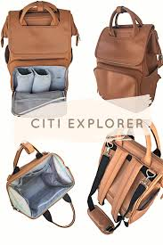 Designer Diaper Bags Designer Diaper Bag Backpack Innovative Faux Leather Diaper