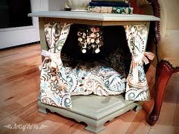 luxury dog bed furniture. Luxury Pet Bed End Table Dog The Posh Chalk Paint Painted Furniture Animal  Size 634 922 Land Of Ramp Enduro High Luxury Dog Bed Furniture