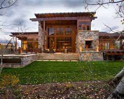 Small Picture Rustic Stone House Plans Rustic Exterior Home Designs Stone