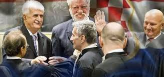 Image result for HDZ je najgenocidniji politički entitet u ovom dijelu Europe