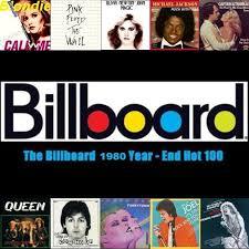 Billboard Year End Charts 1980