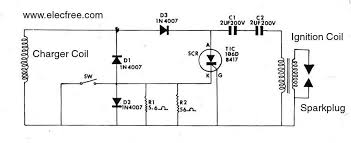 similiar electronic ignition circuit diagram keywords cdi electronic ignition wiring diagram
