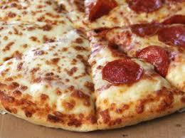 menu pizza right now at pizza hut