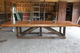 rustic furniture plans. inspirational rustic dining table plans 24 for home remodel ideas with furniture
