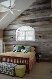 diy pallet wall wood accent wall bedroom
