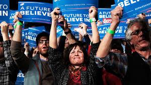 Bernie Sanders Has Built The Most Powerful Machine In Democratic ...