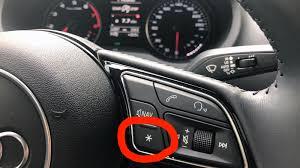 Reset Service Light Audi Q5 What This Star Button Do From Audi A1 A3 A4 A5 A6 A8