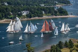 events gatherings of the fleet woodenboat