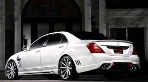 2012 Wald Mercedes-Benz S63 AMG Black Bison Edition - YouTube
