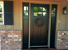 black wooden front doors how to paint a wooden front door black wooden front door half