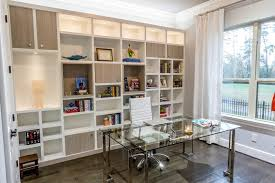 closet home office. Attic Closet Home Office Modern With Custom Los Angeles Heating And Cooling Companies