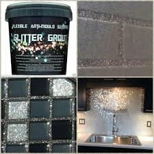 sparkle paint for wallsGlitter grout Yasss glittereverything Lord help the man who
