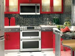 red country kitchens. Beautiful Country Red Country Kitchen Cabinets Black Glaze Over Paint Cabinet Painted Intended Kitchens
