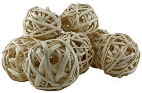 Decorative Wicker Balls Uk