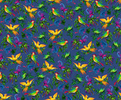 Birds Pattern <b>Valentina Kostina</b> on Behance