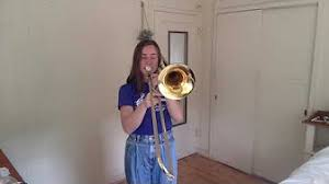 Trombone with Sophie Powers - YouTube