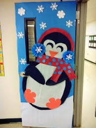 winter door decorating ideas. Winter Classroom Door Decoration #winterdecoration #january #penguindecoration #winter #snow Decorating Ideas