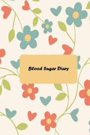 Sugar Tracking Blood Sugar Diary Simple Glucose Monitoring Notebook Diabetes Log 52 Weeks Portable 6 X 9 Inches Daily Tracking And Notes Paperback