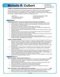 Resume Templates For Executives Impressive Executive Chef Resume Template And Marketing Executive Resume