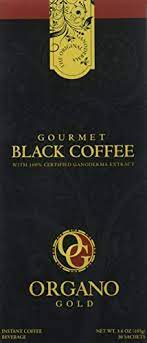 Aromatic like freshly brewed coffee in an instant with organo gold gourmet black coffee. Amazon Com 2 Box Organo Gold Gourmet Black Coffee Organic 100 Certified 105g 30 Bags 3 5g Grocery Gourmet Food
