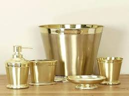 bathroom accessories decorating ideas. Gold Bath Accessories Bathroom Decorating Ideas For Room .