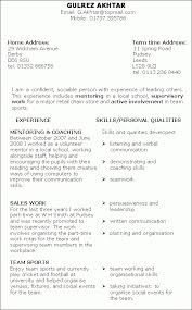 Computer Skills Cv Basic Resume Suitable Portray Sample The Format Beauteous Basic Computer Skills Resume