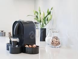 Nespresso U Machine Nespresso Delonghi U En110b Black Automatic Coffee Machine