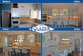 Kitchen Remodel Before And After Home Renovation Before And After Glazer Construction Atlanta