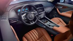 2019 jaguar f pace dashboard