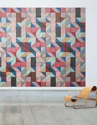 acoustic geometry wall art