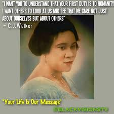 Madam Cj Walker Quotes Stunning Millionaire Truth Quotes Success On Instagram 48 QuotesNew