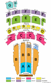 Orpheum Theatre Tn Seating Chart