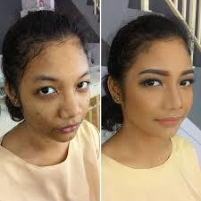 add to board makeup transformation by chintya johana 001