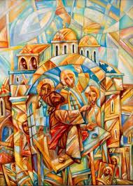 Rublev Oil Paint Color Chart Artist Andrei Rublev