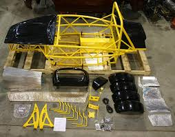 exomotive us manufacturer of exocars kit cars what you get exocet sport kit contents